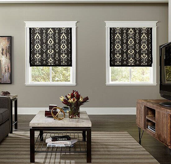 Blinds.com Roman Shades