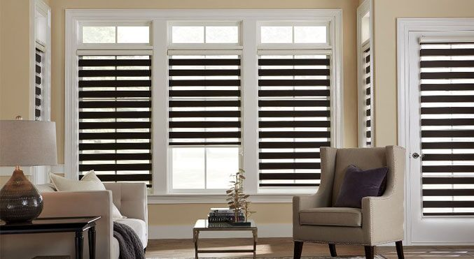 Flat Sheer Shades in Java