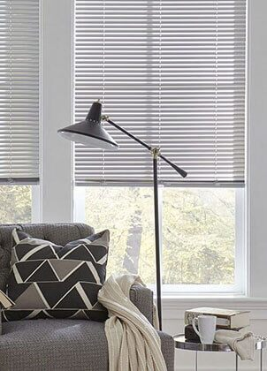 Photo of a Mini Blind