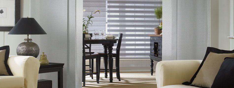 Horizontal Shadings: distinctive and beautiful window shades