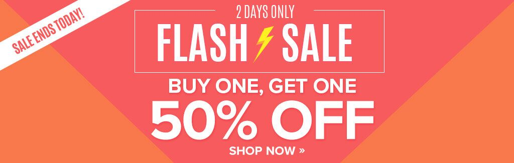 2 Day Flash Sale