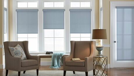 Roller and Solar Shades on Sale