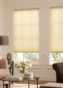 Window Treatments For Living Rooms. Cellular Shades Blinds  Window and Custom Coverings